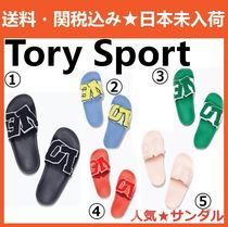 TORY SPORT Casual Style Shower Shoes Sandals