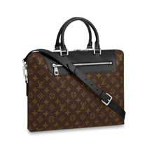 Louis Vuitton Monogram Leather Business & Briefcases