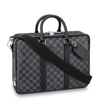 Louis Vuitton MONOGRAM Monogram 2WAY Leather Business & Briefcases