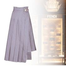 FENDI Silk Skirts