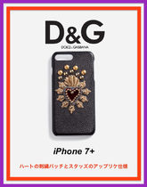 Dolce & Gabbana Unisex Leather Home Party Ideas Smart Phone Cases