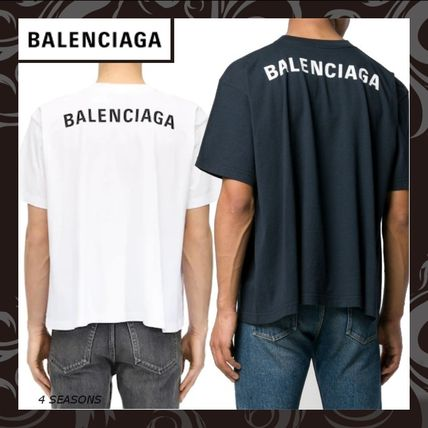 BALENCIAGA More T-Shirts Cotton T-Shirts