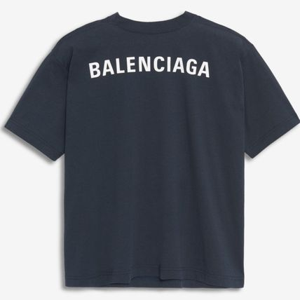 BALENCIAGA More T-Shirts Cotton T-Shirts 3