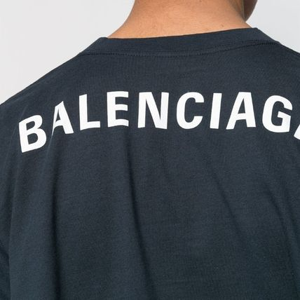 BALENCIAGA More T-Shirts Cotton T-Shirts 5