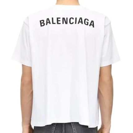 BALENCIAGA More T-Shirts Cotton T-Shirts 7