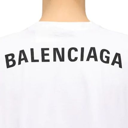 BALENCIAGA More T-Shirts Cotton T-Shirts 9