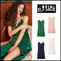 ELF SACK Plain Underwear & Roomwear