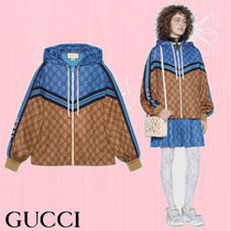 GUCCI Monogram Unisex Medium Jackets