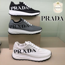 PRADA Casual Style Street Style Low-Top Sneakers