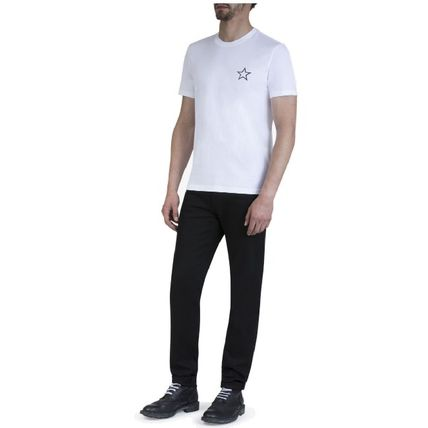 GIVENCHY Crew Neck Crew Neck Pullovers Unisex Plain Short Sleeves 5