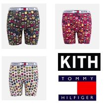 KITH NYC Street Style Collaboration Cotton Trunks & Boxers
