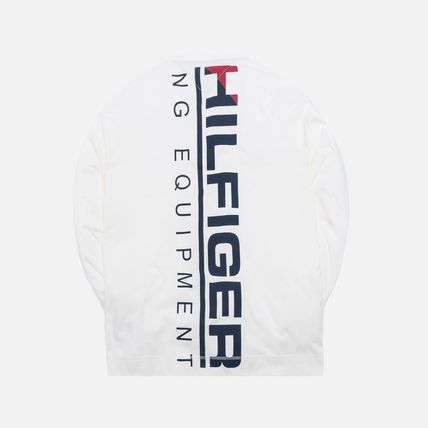 KITH NYC Long Sleeve Unisex Street Style Collaboration Long Sleeves 6