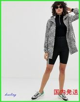 ASOS Leopard Patterns Casual Style Medium Outerwear
