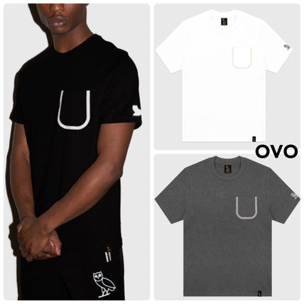 Street Style Plain Short Sleeves T-Shirts