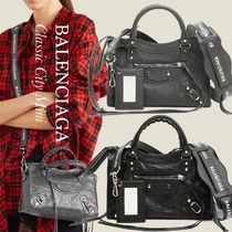 BALENCIAGA CITY Shoulder Bags