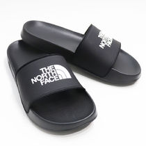 THE NORTH FACE Black Series Unisex Street Style Plain Shower Shoes PVC Clothing