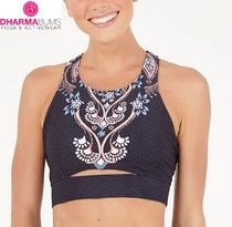 DHARMABUMS Yoga & Fitness Tops