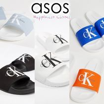 ASOS Blended Fabrics Shower Shoes Shower Sandals