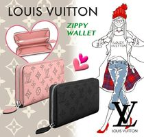 Louis Vuitton MAHINA Long Wallets