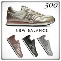New Balance Casual Style Oversized Low-Top Sneakers
