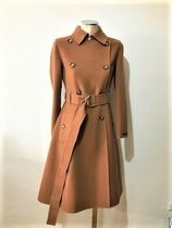 MaxMara Wool Plain Coats