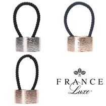 FRANCE Luxe Scrunchy Party Style Elastics