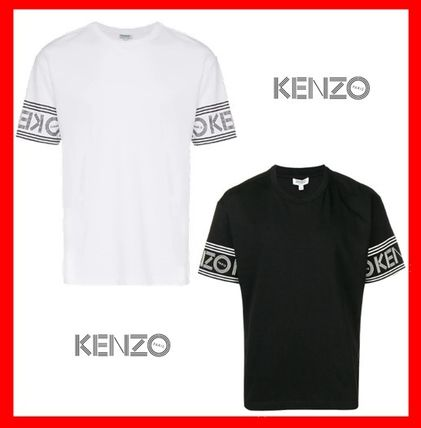 KENZO More T-Shirts Street Style Cotton T-Shirts