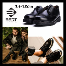 BSQT Collaboration Leather Oxfords