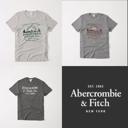 Abercrombie & Fitch More T-Shirts Surf Style T-Shirts