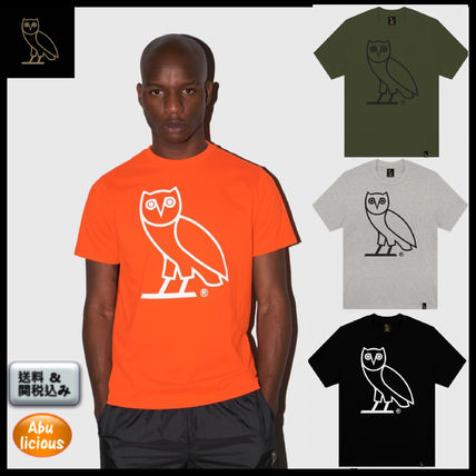 b4c5adb06 Street Style Plain Cotton Short Sleeves T-Shirts. OCTOBERS VERY OWN. Street  ...