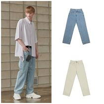 ADD SEOUL Denim Street Style Jeans & Denim