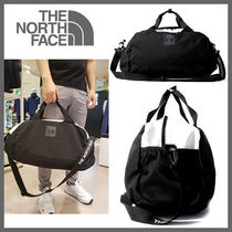 THE NORTH FACE WHITE LABEL Unisex Street Style Plain Boston & Duffles