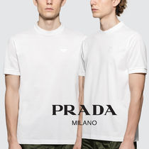 PRADA Cotton T-Shirts