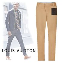 Louis Vuitton 2019-20AW COTTON CHINO beige 38-44 pants