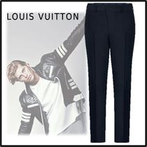 Louis Vuitton 2019-20AW  CIGARET PANTS black 36-46 pants