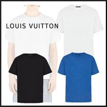 Louis Vuitton 2019-20AW INSIDE OUT T-SHIRT bronle, noir, ocean XS-4L