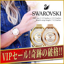 SWAROVSKI Quartz Watches Elegant Style Analog Watches