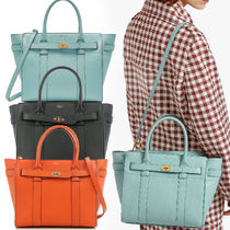 Mulberry Bayswater 2WAY Plain Leather Totes