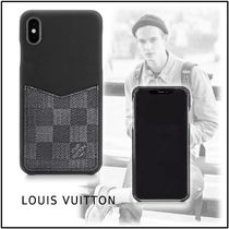 Louis Vuitton 2019-20AWIPHONE XS MAX BUMPER black one size iphone case