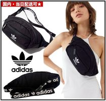 adidas Unisex Street Style 2WAY Shoulder Bags