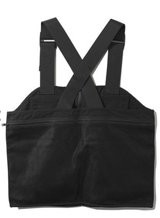 X-Large Vests & Gillets Unisex Nylon Street Style Plain Vests & Gillets 3
