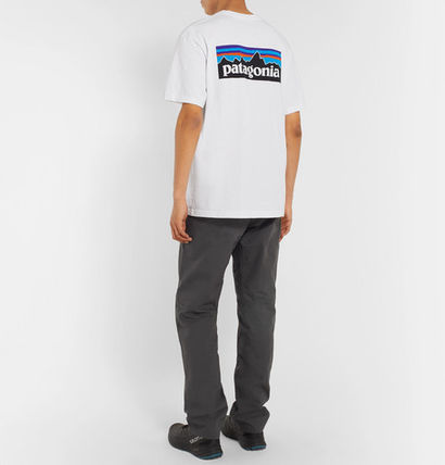 Patagonia More T-Shirts Street Style Short Sleeves T-Shirts 5