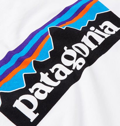 Patagonia More T-Shirts Street Style Short Sleeves T-Shirts 7
