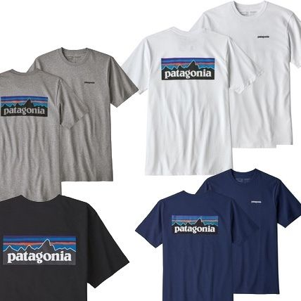 Patagonia More T-Shirts Street Style Short Sleeves T-Shirts