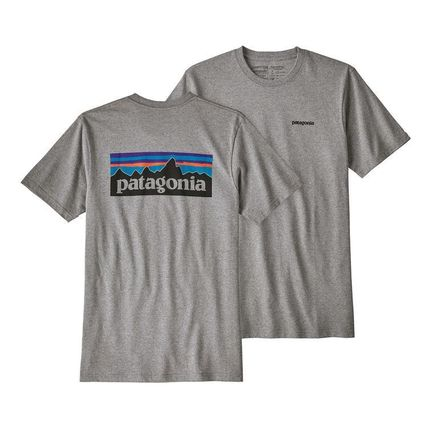 Patagonia More T-Shirts Street Style Short Sleeves T-Shirts 10