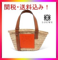 LOEWE Blended Fabrics Home Party Ideas Straw Bags