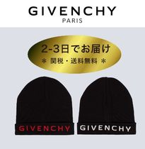 GIVENCHY Unisex Street Style Knit Hats