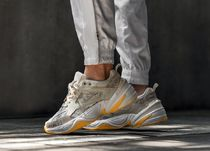 Nike M2K TEKNO Camouflage Casual Style Street Style Low-Top Sneakers