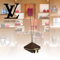 Louis Vuitton MONOGRAM Monogram Casual Style Leather Party Bags