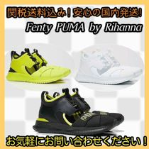 PUMA FENTY Rubber Sole Casual Style Street Style Collaboration